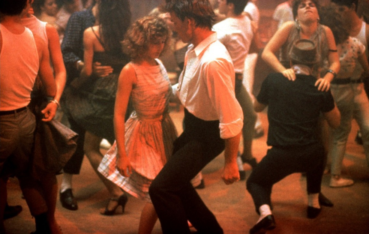 Dirty Dancing marcou a décadas de 80 e 90 do século XX