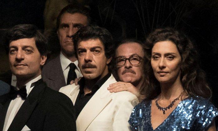 Tommaso Buscetta na Netflix