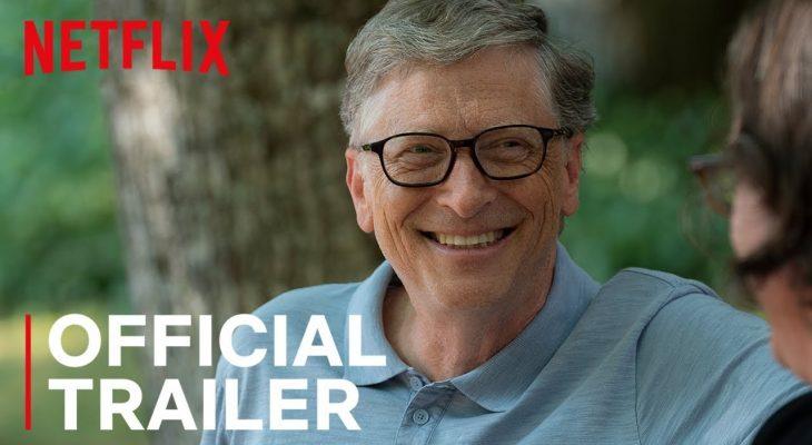 Novo documentário Netflix sobre Bill Gates
