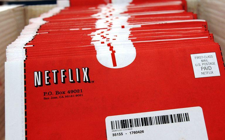 Já pensou em comprar DVD da Netflix?
