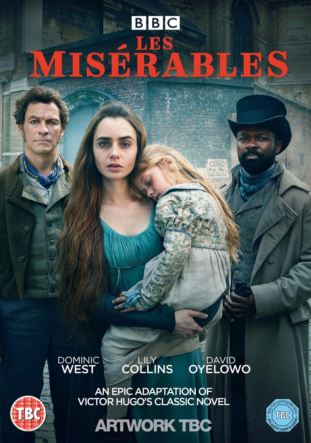 Filme Os Miseráveis na Netflix