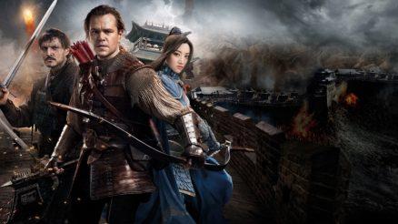 A Grande Muralha 1 estreia no Netflix