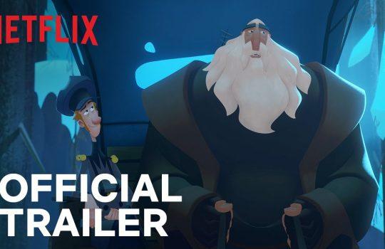 Estreia e trailer de Klaus na Netflix