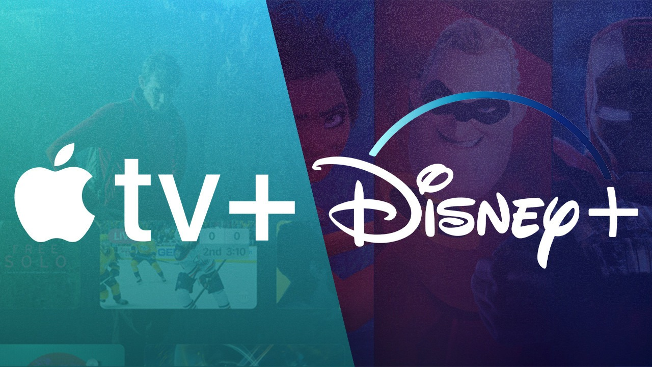 Apple TV e Disney+ disputam a segunda posição no mercado de streaming
