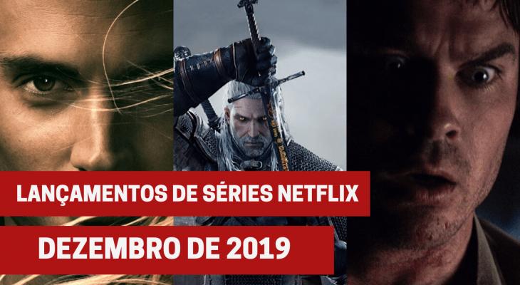 Lançamentos de 13 séries na Netflix em dezembro de 2019