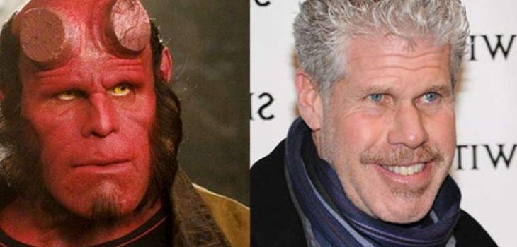 Hellboy - produções de maquiagem mais demoradas do cinema