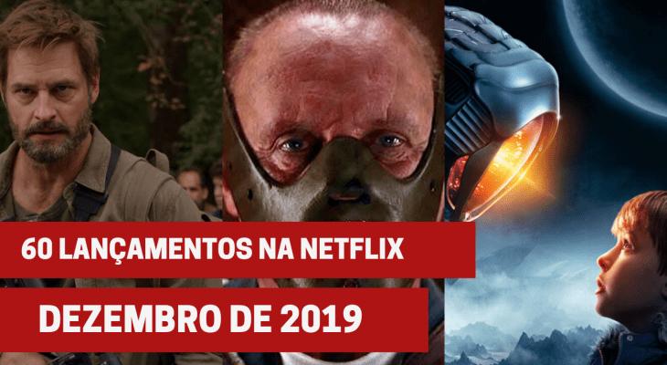 Lançamentos na Netflix em dezembro de 2019