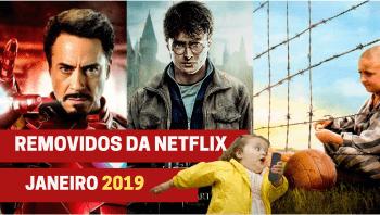 Séries e filmes cancelados na Netflix: Janeiro de 2020