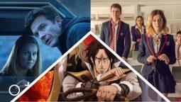 Lançamentos de 20 séries na Netflix em março de 2020