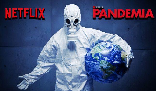 Série Pandemia Netflix