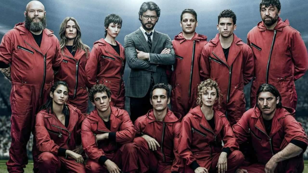 A série La Casa de Papel é boa e vale a pena assistir?