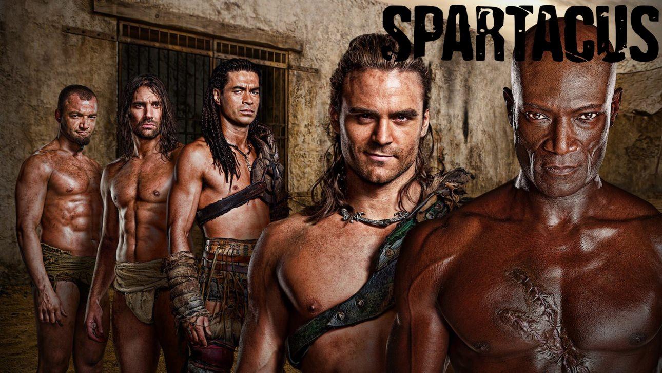 Spartacus – A série é boa e vale a pena assistir