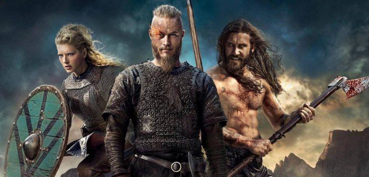 Série Vikings