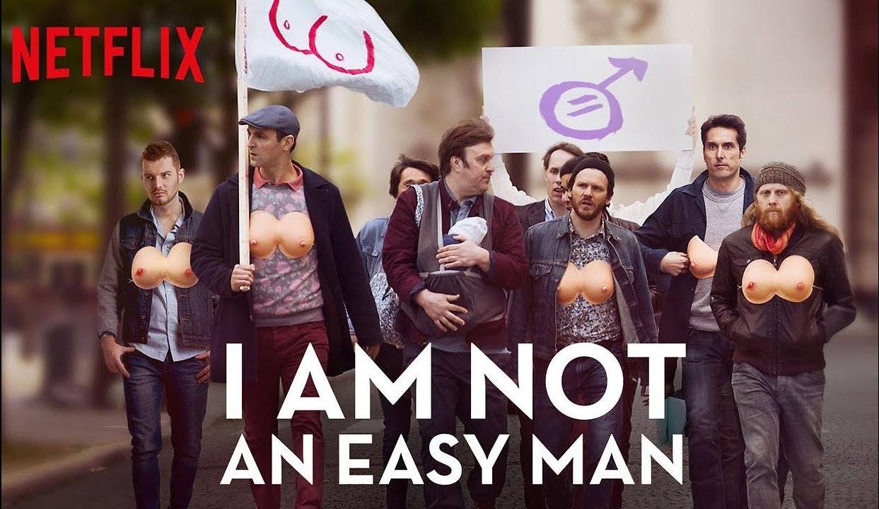 Filme Eu Não Sou Um Homem Fácil