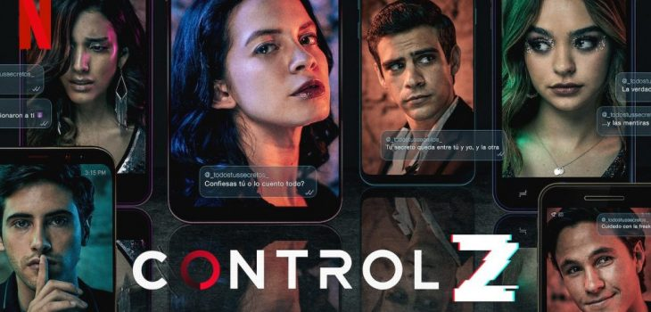 Control Z, Netflix