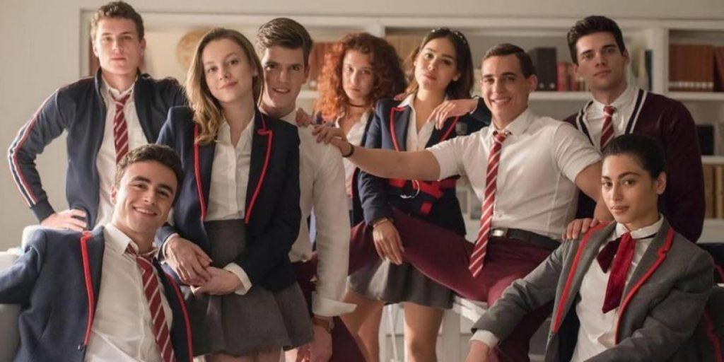 Elite, 4ª temporada estreia na Netflix