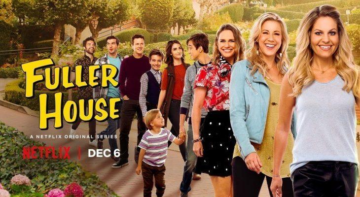 Fuller House, Netflix