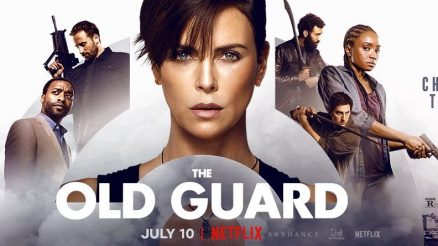 Netflix divulga o 1º trailer do filme The Old Guard, com Charlize Theron 1