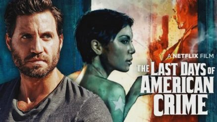 The Last Days of American Crime, Netflix