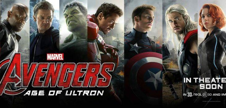 Vingadores: Era de Ultron, Netflix