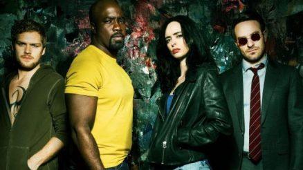 Séries da Marvel na Netflix