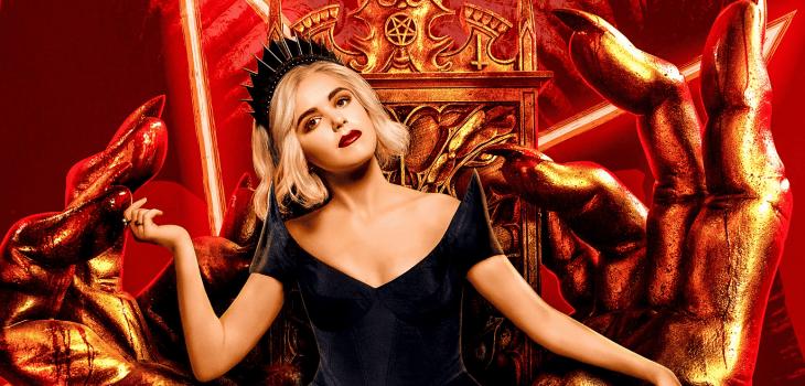 O Mundo Sombrio de Sabrina, Netflix