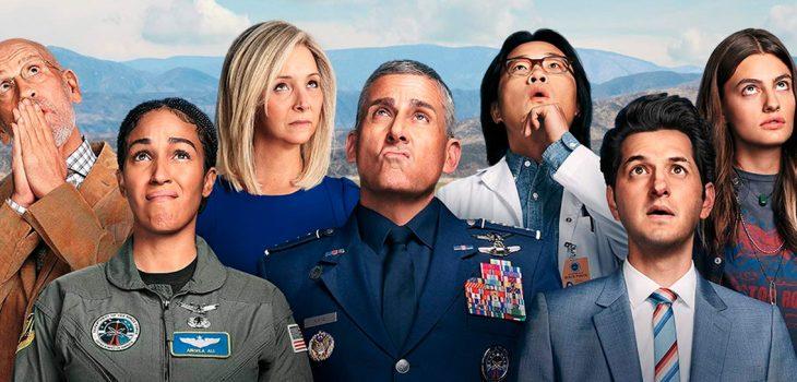 Space Force: nova comédia da Netflix pode causar problemas para Trump 2