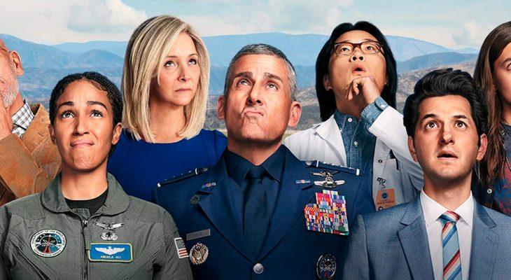 Space Force: nova comédia da Netflix pode causar problemas para Trump 1