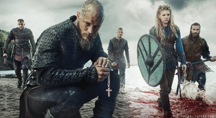 Vikings, Netflix