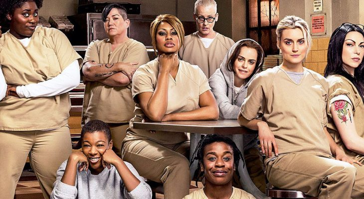 Seriado Orange is The New Black