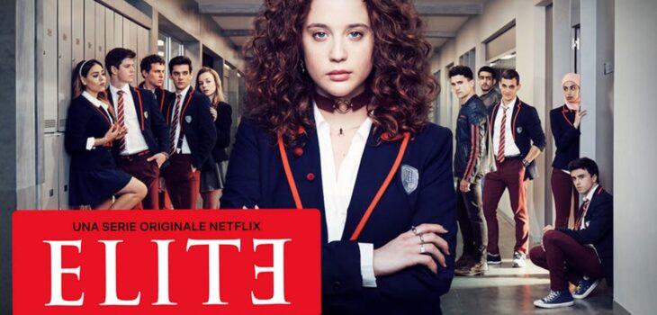 Série Elite da Netflix