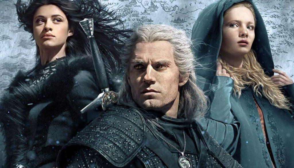 Anime de The Witcher na Netflix