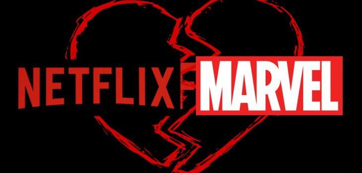 Briga entre Netflix e a Marvel