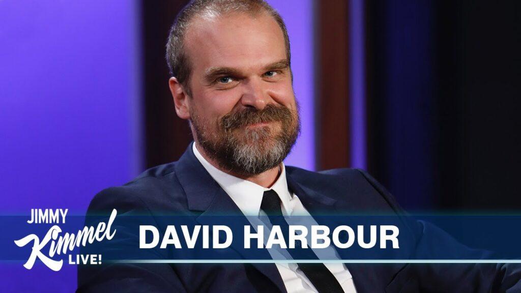 David Harbour de Stranger Things (Netflix)