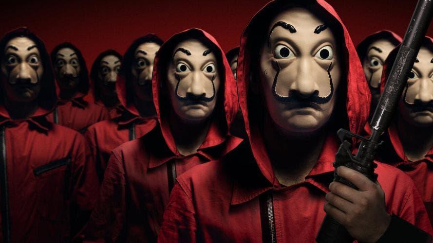 Netflix divulga detalhes sobre La Casa de Papel